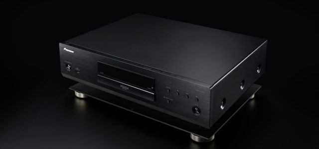 Erstklassige Audio- und Videoqualität mit wirklich allen Disc-Formaten: Pioneer UDP-LX500