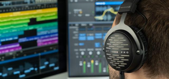 Beyerdynamic DT 1990 Pro – Profisound für anspruchsvolle Ohren