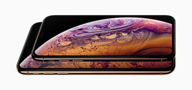 iPhone Xs und iPhone Xs Max bringen die besten und größten Displays auf das iPhone