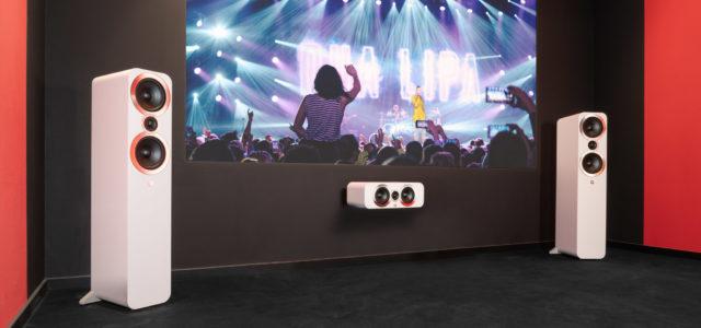 Q Acoustics 3000i – Preiswerter Heimkino-Aufstieg mit Designfaktor
