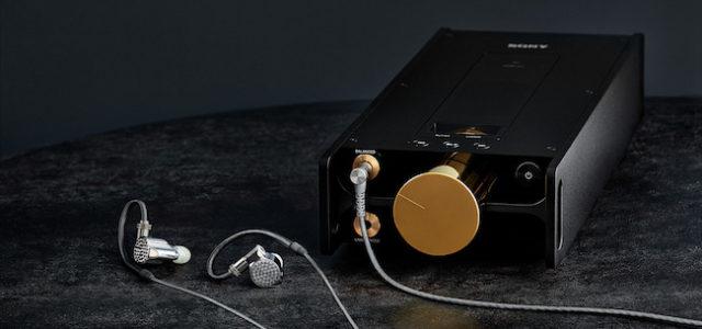 Sony stellt mit IER-Z1R und DMP-Z1 neuen Edel-Musikplayer und Premium-Kopfhörer vor
