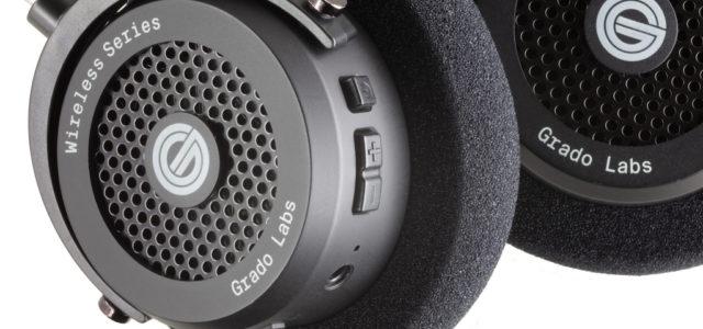 GW100: Grado präsentiert den weltweit ersten offenen Bluetooth-Kopfhörer