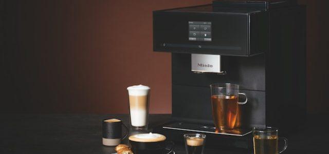 Neuer Kaffeevollautomat von Miele CM 7750 CoffeeSelect punktet mit noch mehr Komfort