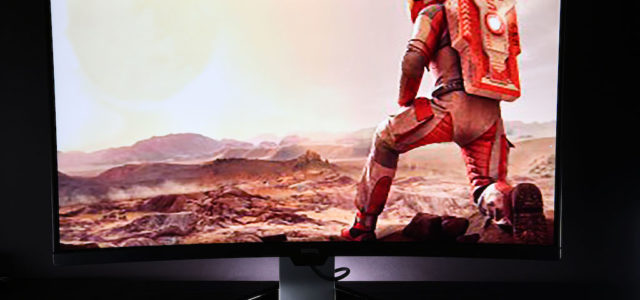 EX3203R – BenQs XXL-Curved-Monitor für beeindruckende Gaming-Erlebnisse