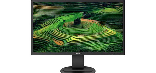 """Zurück zur Arbeit: Mit Monitoren von Philips wird das """"neue Arbeitsjahr"""" produktiv"""