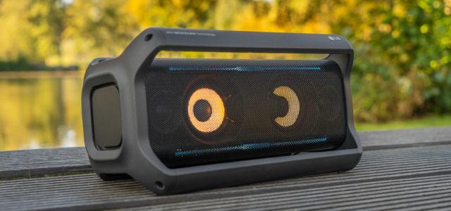 PK7 von LG: Bluetooth Speaker für grenzenlosen Partyspaß