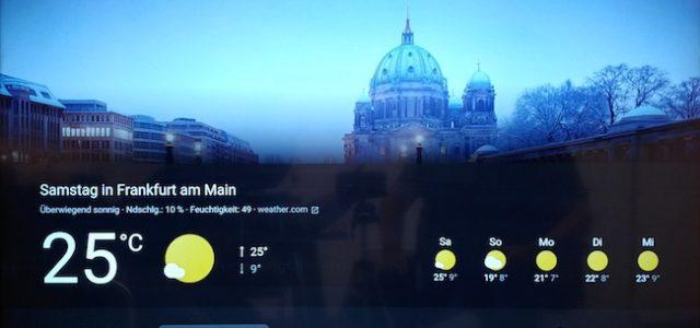 LG stattet 2018er TVs mit Google Assistant aus