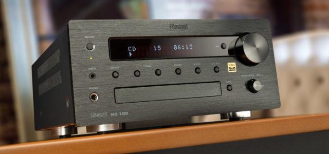 CD-Receiver Magnat MC 100 – HiFi-Geschichte mit neuen Kapiteln
