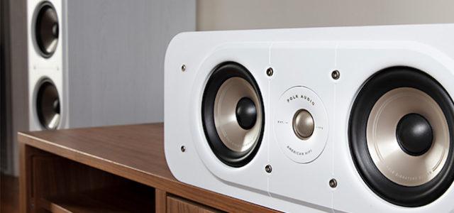 """Polk Audio stellt die """"Signature E Serie"""" für Europa vor"""