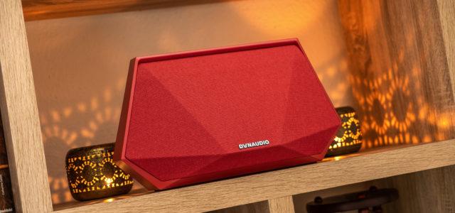 Wireless Multi-Room-Lautsprecher Dynaudio Music 3 – hochkarätiger Klang-Rubin