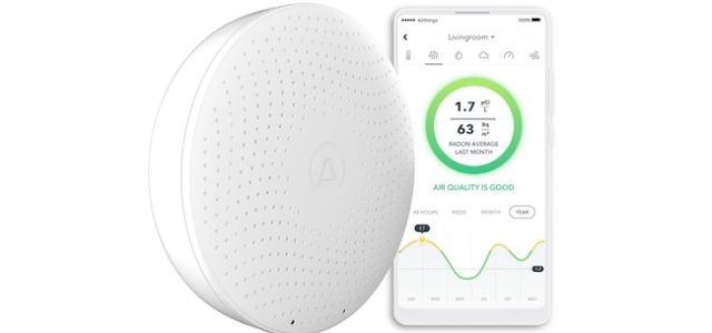 Bessere Luft für mehr Lebensqualität und Gesundheit mit Airthings