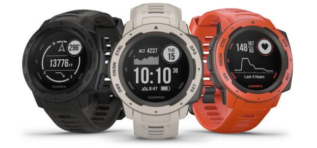 Vertrau deiner Instinct: Die Outdoor-Smartwatch von Garmin