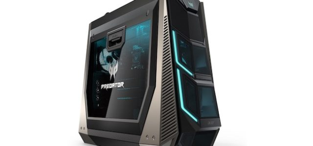 Acer Predator Orion-Gaming-Desktops mit Intel® Core™ Prozessoren der neunten Generation