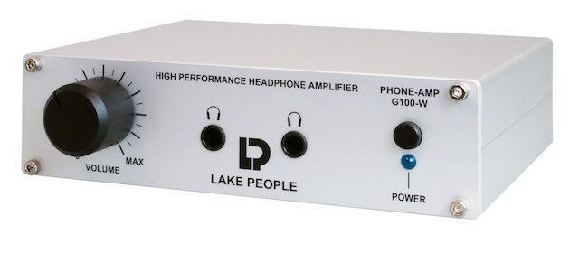 Limitierte Neuauflage: Lake People präsentiert wegweisenden G100-W Kopfhörerverstärker