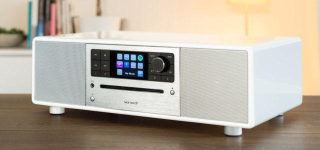 sonoro Prestige: Stilvoller Musik-Allrounder für CD, Radio und Streaming