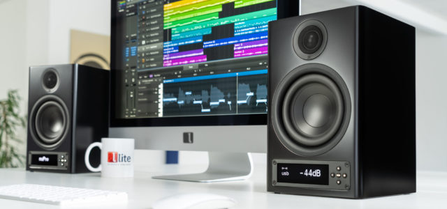 Aktivlautsprecher Nubert nuPro X-3000 – kompakte Komplettlösung auf audiophilem Niveau