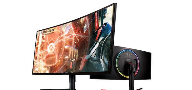 Spektakuläre Burgeroberung mit LG UltraGear™ Monitoren