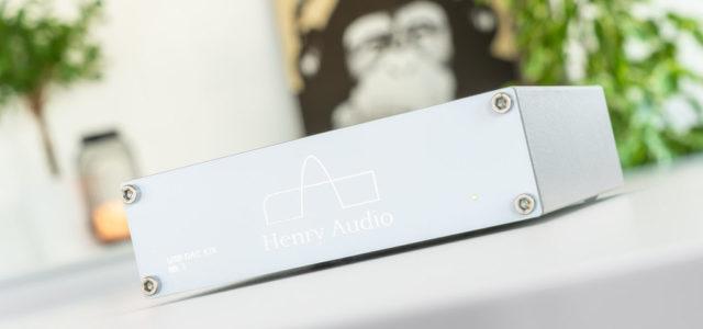 Henry Audio USB DAC 128 Mark 3 – Das Einhorn unter den D/A-Wandlern