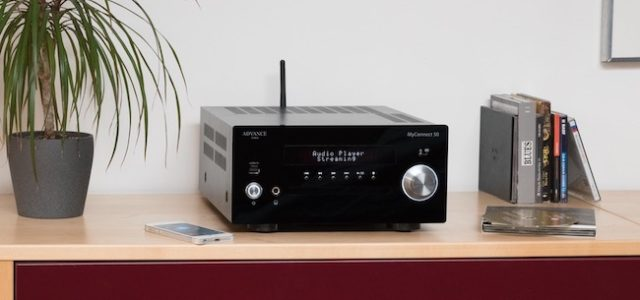Audiophiler Alleskönner im Kompaktformat – Advance Paris MyConnect 50