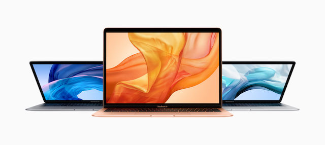 Das brandneue MacBook Air von Apple startet durch
