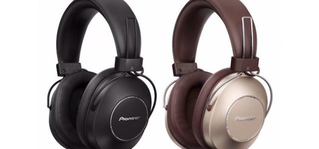"""Die neuen kabellosen """"Scene Style Series"""" Kopfhörer von Pioneer mit Noise-Cancelling"""