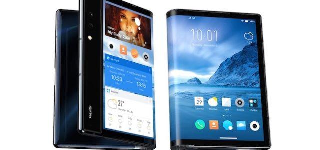 Royole 'FlexPai'- das weltweit erste zusammenfaltbare Smartphone mit flexiblem Display