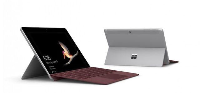 Surface Go mit LTE Advanced ab dem 22. November 2018 in Deutschland verfügbar
