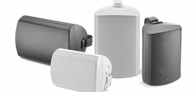 Focal präsentiert zwei neue Lautsprecher für Außenbereiche