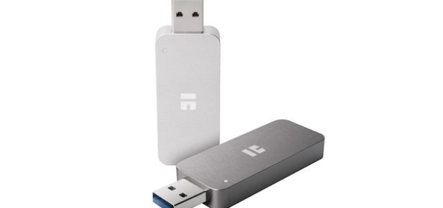 TREKSTOR i.Gear SSD-Stick Prime / Solid State Drive im USB-Stick-Format