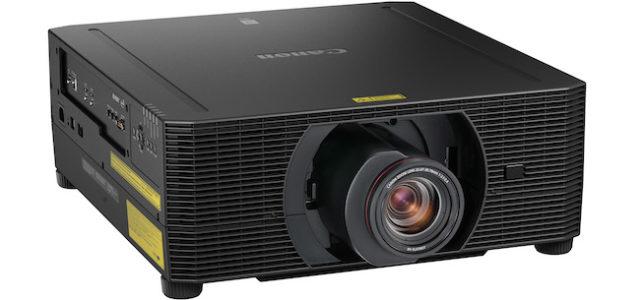 Canon präsentiert zwei neue 4K-Projektoren – XEED 4K5020Z und LX-MH502Z