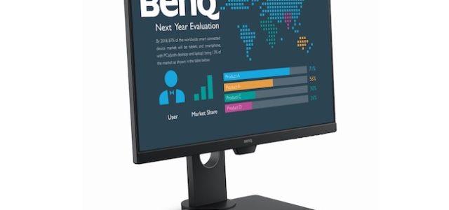 BenQ BL2480T für mehr Produktivität und Komfort