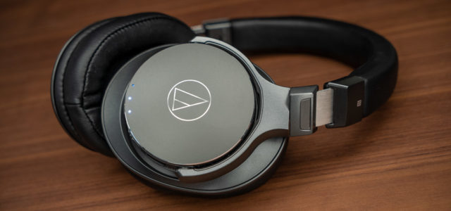 Audio-Technica ATH-DSR7BT: Superbequemer Kabellos-Over-Ear mit High-End-Anspruch