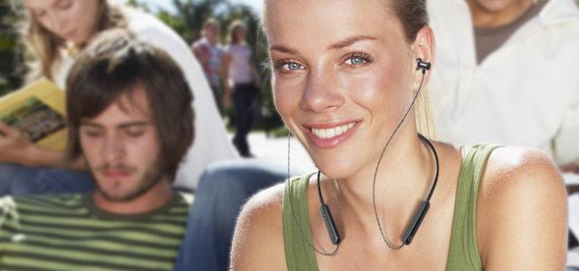 Technaxx In-Ear Stereo-Kopfhörer mit Bluetooth und aktiver Geräuschunterdrückung
