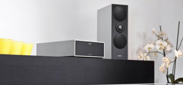 Der audiophile Hörgenuss: Revox Joy S119, Shelf G70 + Gratis-Funkfernbedienung S208