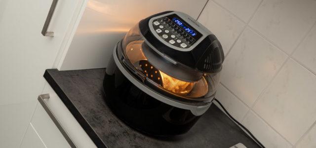 Klarstein VitAir Turbo Smart – Küchenallrounder für Sparfüchse