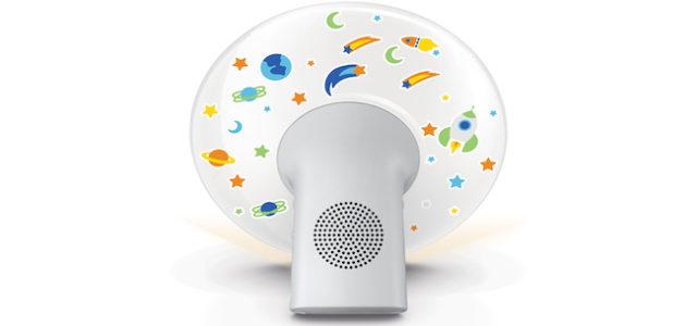 Guten Morgen, Sonnenschein:Das Philips Wake-up Light für Kinder zum Träumen und Aufwachen