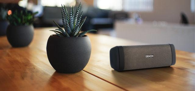 Denon Envaya: Bluetooth-Top-Sound für drinnen und draußen