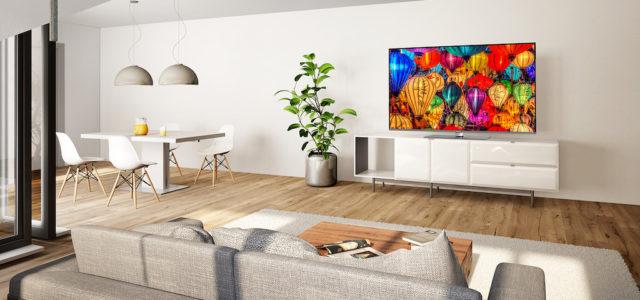 S16599: Der schönste Fernseher von MEDION für die kalte Jahreszeit