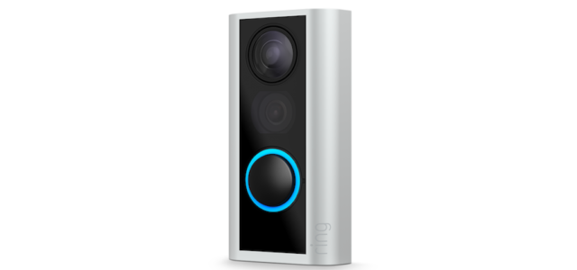 CES 2019: Ring macht das Zuhause (erneut) sicherer und präsentiert die Door View Cam.