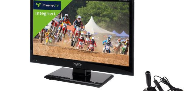 15.6-Zoll Full HD freenet TV Fernseher: XORO kündigt den HTL 1550 KIT an