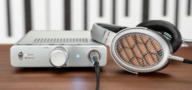 Kopfhörersystem Sonoma Acoustics M1 – High End-Elektrostat auf Referenz-Niveau