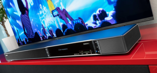 TechniSat Sonata 1: Receiver-Soundbar als faszinierender Alleskönner