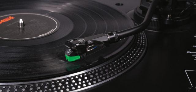 Audio-Technica präsentiert die nächste Generation seines DJ-Plattenspielers AT-LP120XUSB