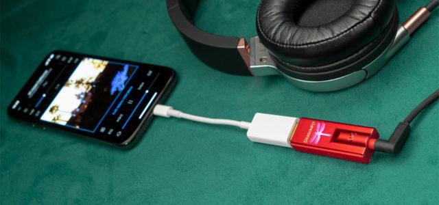 App, Camera Kit & DragonFly Red: So wird das iPhone zur HiFi- und HiRes-Quelle