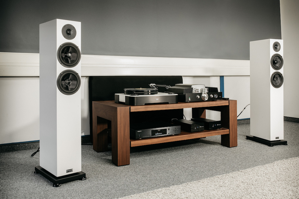 Audio Physic Classic 8 Audiophiler Einstieg Auf Exzellentem Niveau