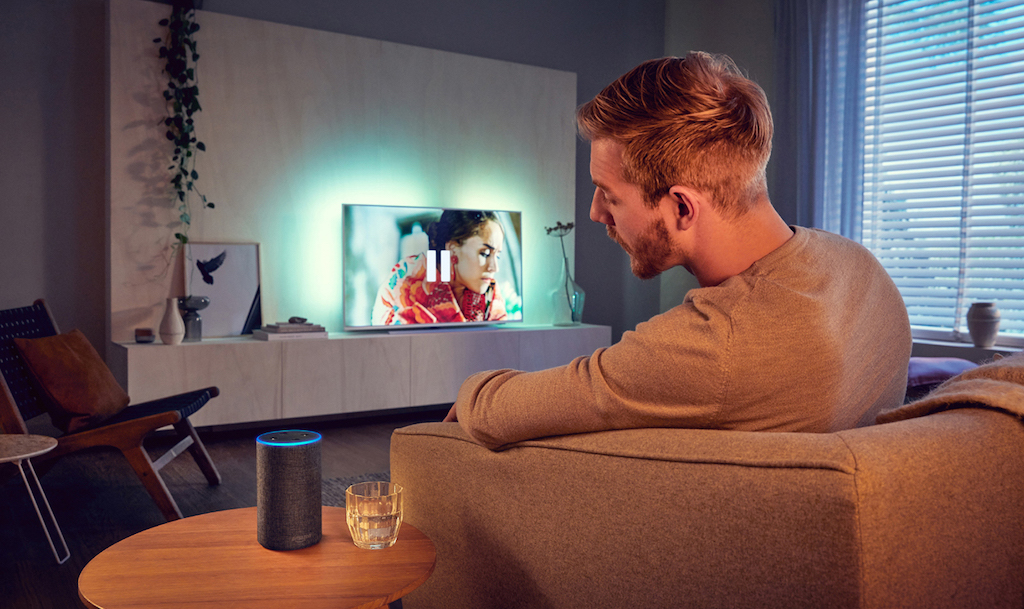Philips Tv Range 2019 Mit Amazon Alexa Built In Und Android Tv