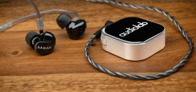 Audiolab M-DAC nano – Der Mikro-Kopfhörerverstärker mit dem magischen Knopf