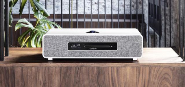 Ruark Audio präsentiert das R5 HiFi-Musiksystem in moderner Retro-Opti