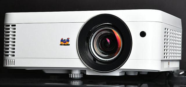 ViewSonic PX706HD – XXL-Riesenbilder in kleinen und großen Räumen
