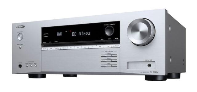 3D-Audio für alle – Onkyo mit neuen Einsteiger-AV-Receivern